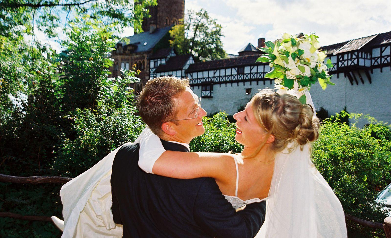 Heiraten auf der Wartburg