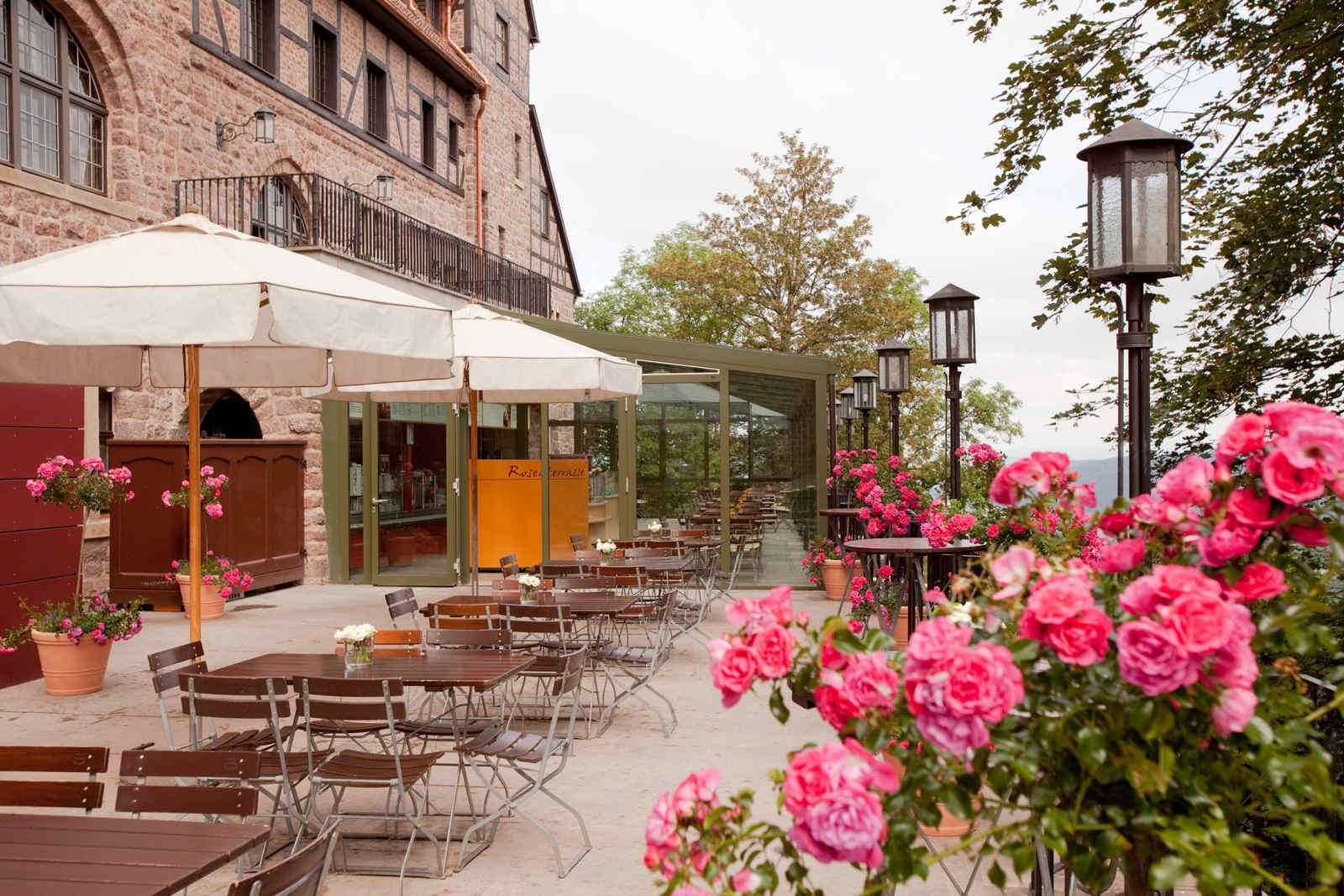 Wartburg-Terrasse