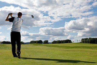 Golfen mit Wartburgblick